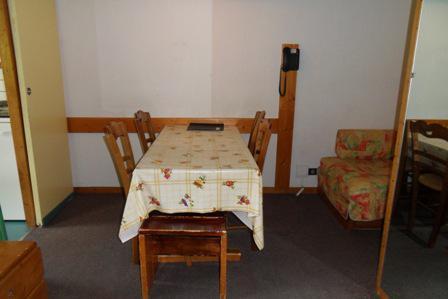 Holiday in mountain resort Studio 4 people (221) - Résidence 3000 - La Plagne