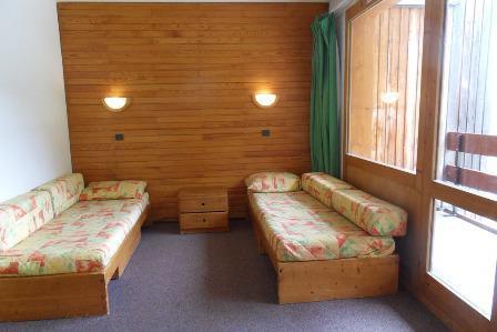 Holiday in mountain resort Studio 4 people (408) - Résidence 3000 - La Plagne
