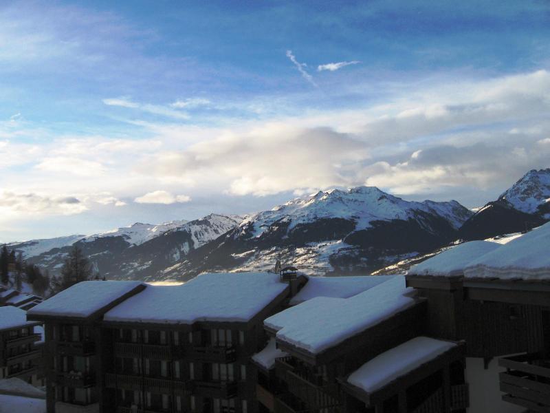 Holiday in mountain resort 2 room apartment 5 people (521E) - Résidence 4ème Dé - Montchavin - La Plagne
