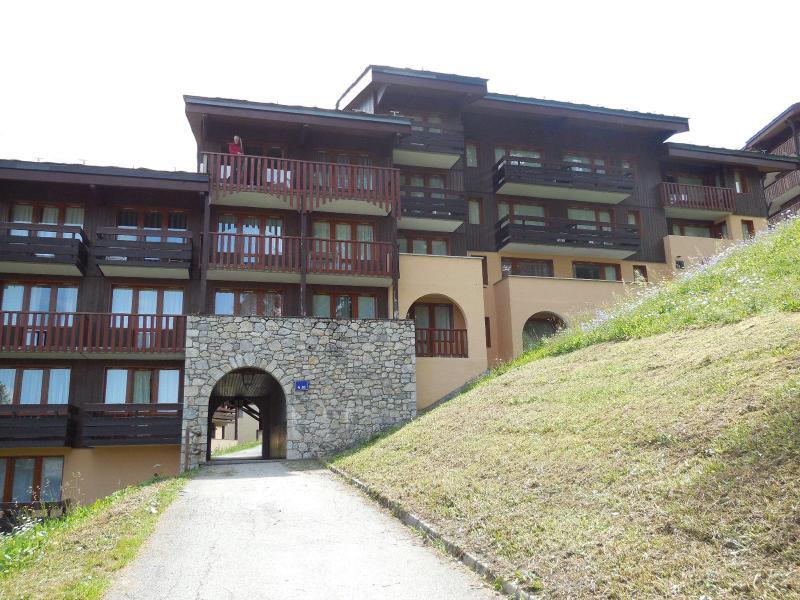 Holiday in mountain resort 2 room apartment 5 people (521) - Résidence 4ème Dé - Montchavin La Plagne - Summer outside