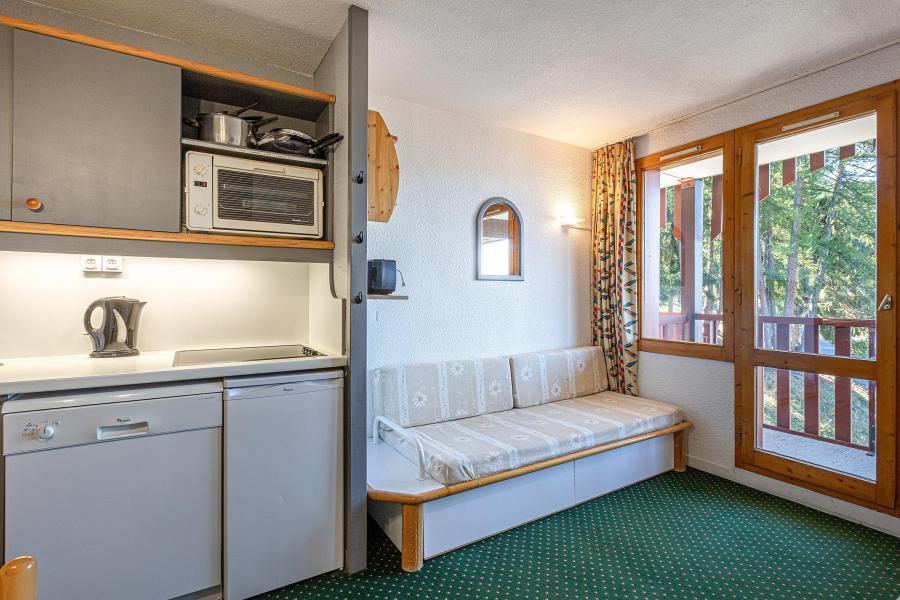 Vakantie in de bergen Appartement 2 kamers 5 personen (521) - Résidence 4ème Dé - Montchavin La Plagne