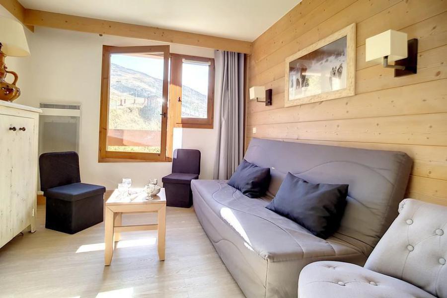 Vacaciones en montaña Apartamento 3 piezas para 8 personas (124) - Résidence Aconit - Les Menuires
