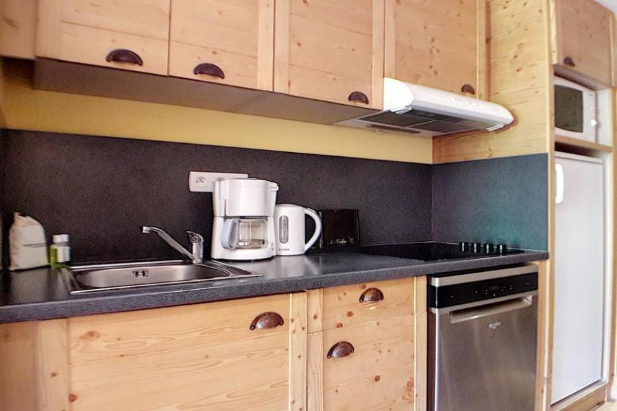 Vacaciones en montaña Apartamento 3 piezas para 8 personas (224) - Résidence Aconit - Les Menuires