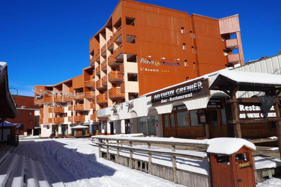 Vacaciones en montaña Résidence Aconit - Les Menuires