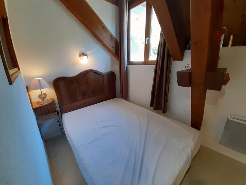 Holiday in mountain resort Studio mezzanine 3 people (15) - Résidence Acquadora - Brides Les Bains