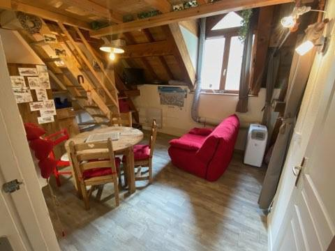 Holiday in mountain resort Studio mezzanine 4 people (16) - Résidence Acquadora - Brides Les Bains