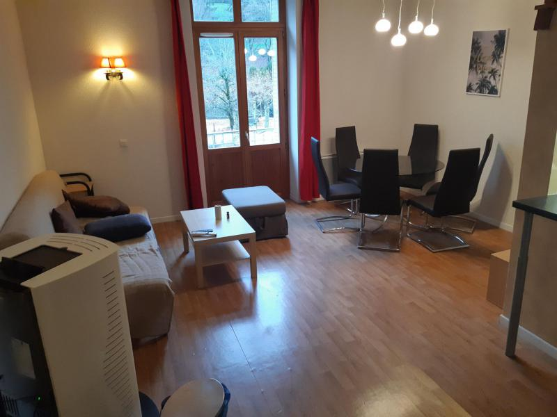 Holiday in mountain resort 2 room apartment 4 people (1) - Résidence Acquadora - Brides Les Bains