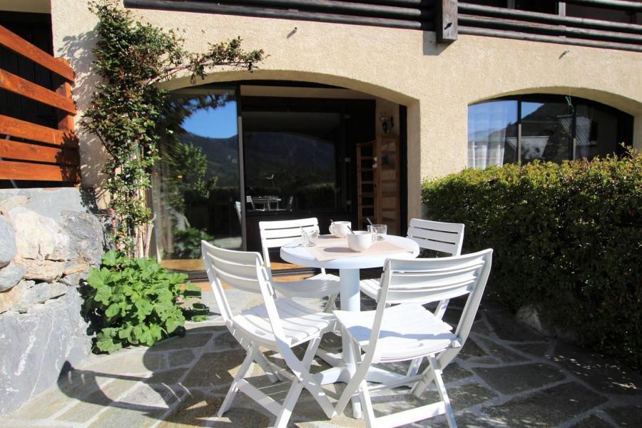 Vacances en montagne Appartement 1 pièces 6 personnes (ADO4B) - Résidence Adonis B - Pelvoux - Extérieur été