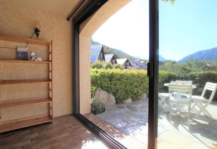 Vacances en montagne Appartement 1 pièces 6 personnes (ADO4B) - Résidence Adonis B - Pelvoux - Lits superposés