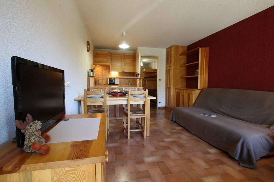 Vacances en montagne Appartement 1 pièces 6 personnes (ADO4B) - Résidence Adonis B - Pelvoux - Séjour
