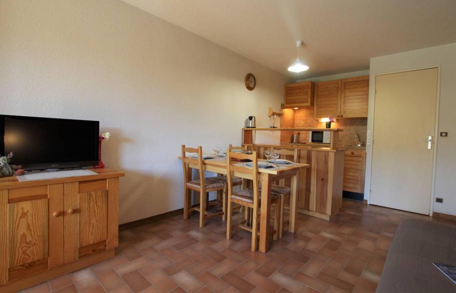 Vacances en montagne Appartement 1 pièces 6 personnes (ADO4B) - Résidence Adonis B - Pelvoux - Table