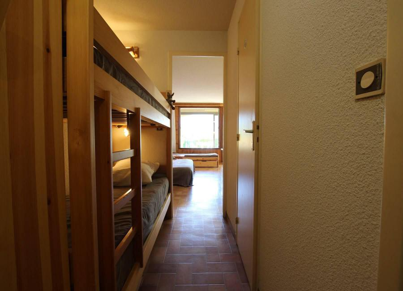 Vakantie in de bergen Appartement 2 kamers 6 personen (ADO4B) - Résidence Adonis B - Pelvoux - Slaapnis