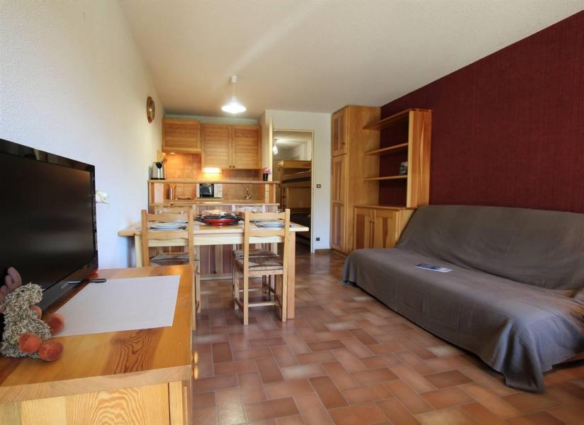 Vakantie in de bergen Appartement 2 kamers 6 personen (ADO4B) - Résidence Adonis B - Pelvoux - Sofa