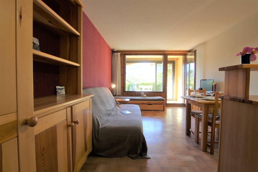 Vakantie in de bergen Appartement 2 kamers 6 personen (ADO4B) - Résidence Adonis B - Pelvoux - Woonkamer