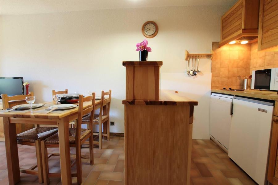 Vacances en montagne Studio cabine 6 personnes (ADO4B) - Résidence Adonis B - Pelvoux - Logement