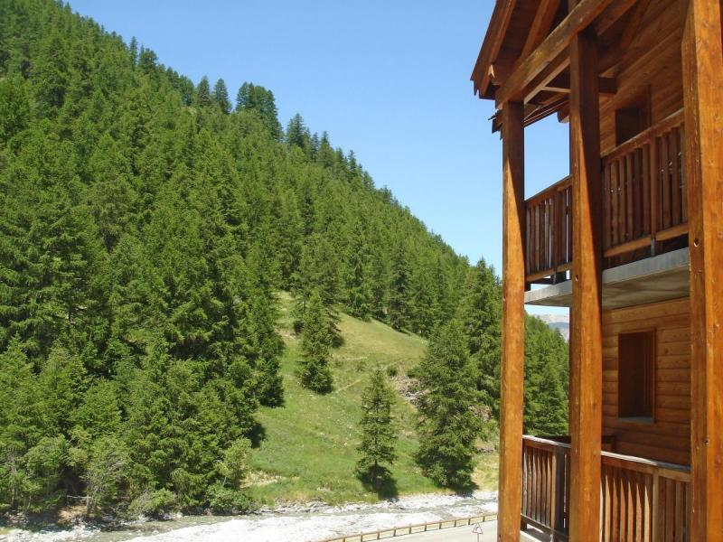 Holiday in mountain resort Résidence Adonis Molines By Olydea - Molines en Queyras - Summer outside