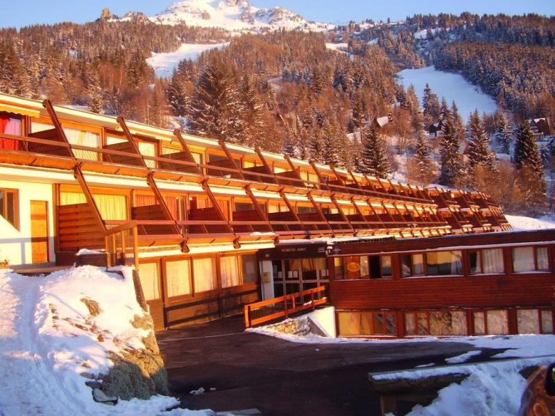 Vacances en montagne Résidence Adret - Les Arcs