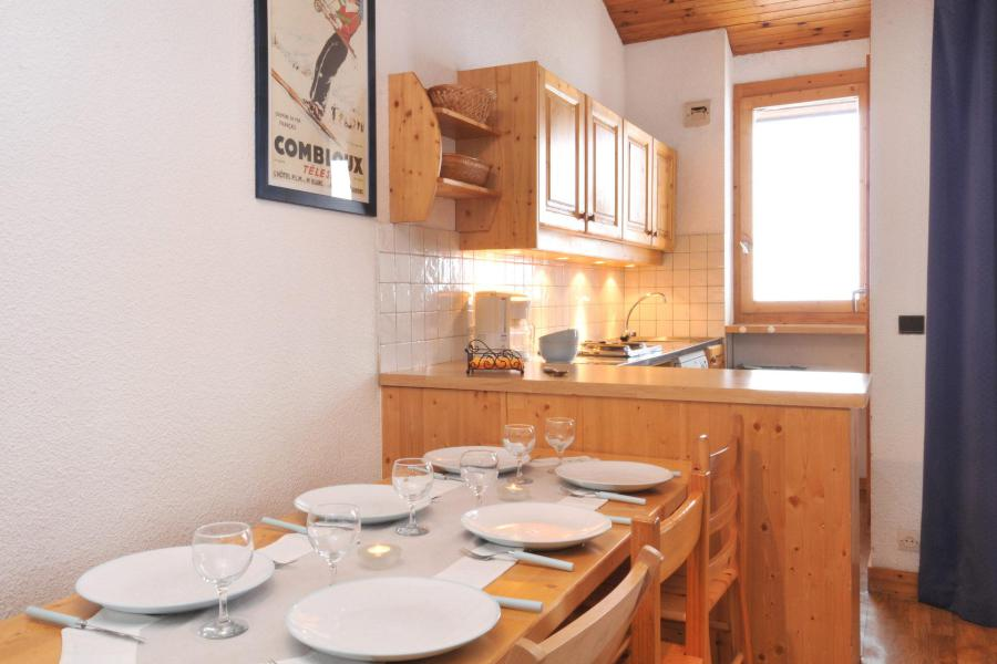 Holiday in mountain resort 3 room mezzanine apartment 7 people (420) - Résidence Agate - La Plagne