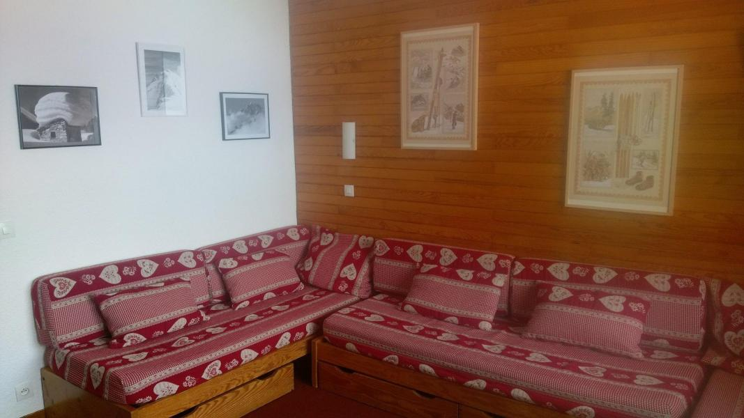 Holiday in mountain resort 2 room apartment 6 people (324) - Résidence Agate - La Plagne