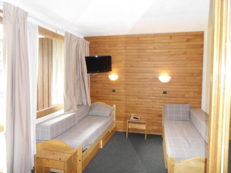 Holiday in mountain resort Studio 4 people (221) - Résidence Agate - La Plagne