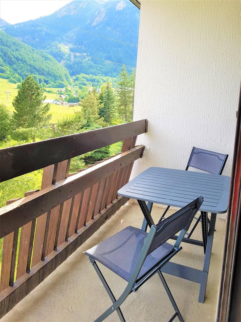Vacances en montagne Studio coin montagne 4 personnes (418) - Résidence Aigle Noir - Serre Chevalier