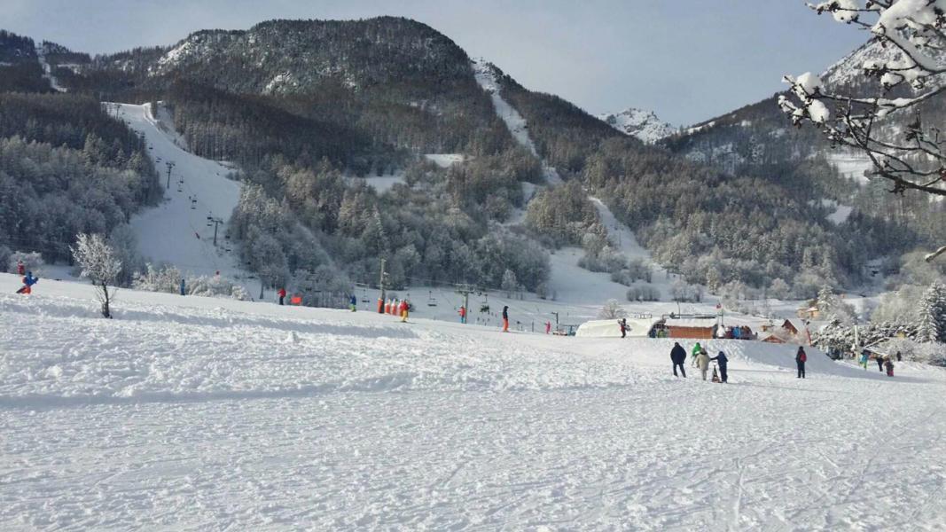 Vacanze in montagna Studio con alcova per 4 persone (418) - Résidence Aigle Noir - Serre Chevalier