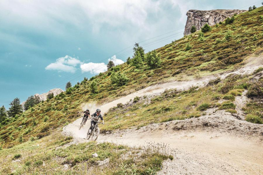 Vacances en montagne Studio coin montagne 4 personnes (420) - Résidence Aigle Noir - Serre Chevalier