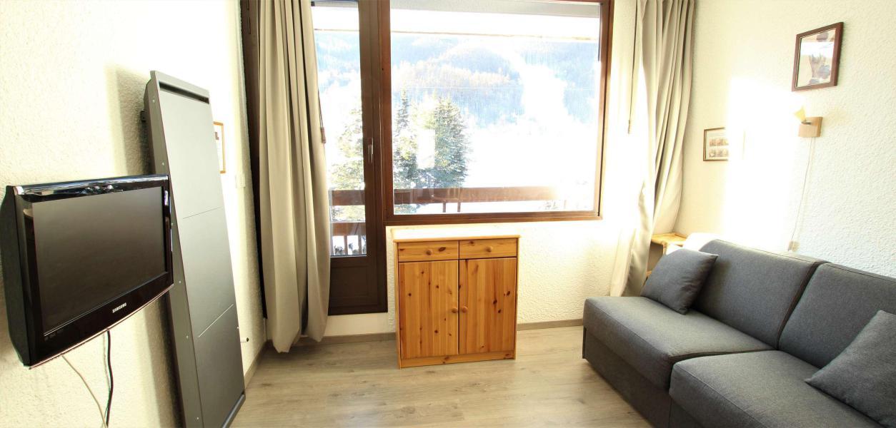 Vacances en montagne Studio coin montagne 3 personnes (046) - Résidence Aigle Noir - Serre Chevalier