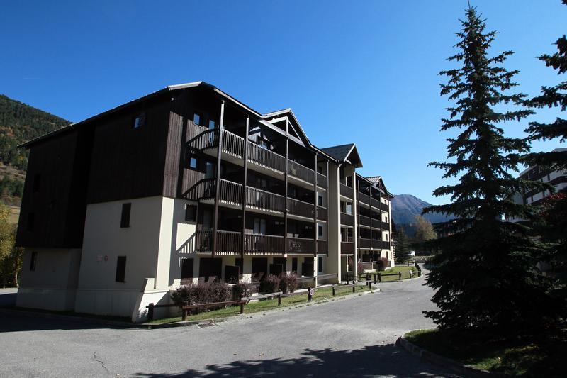 Soggiorno sugli sci Résidence Aiglon - Serre Chevalier - Esteriore estate