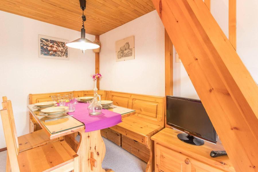 Vacances en montagne Studio coin montagne 4 personnes (315) - Résidence Aiglon - Serre Chevalier