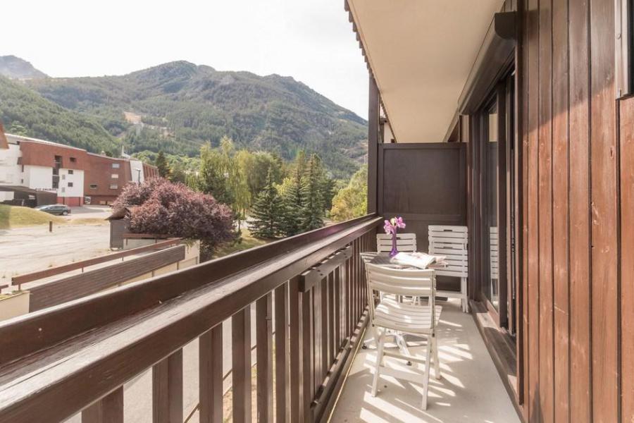 Vacances en montagne Studio coin montagne 4 personnes (207) - Résidence Aiglon - Serre Chevalier