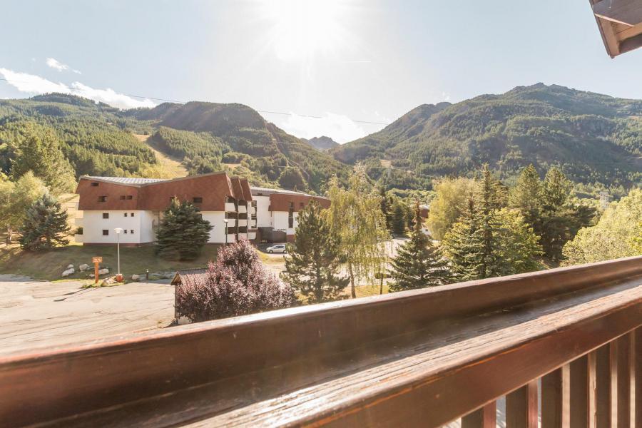 Vacances en montagne Studio coin montagne 6 personnes (15) - Résidence Aiglon - Serre Chevalier