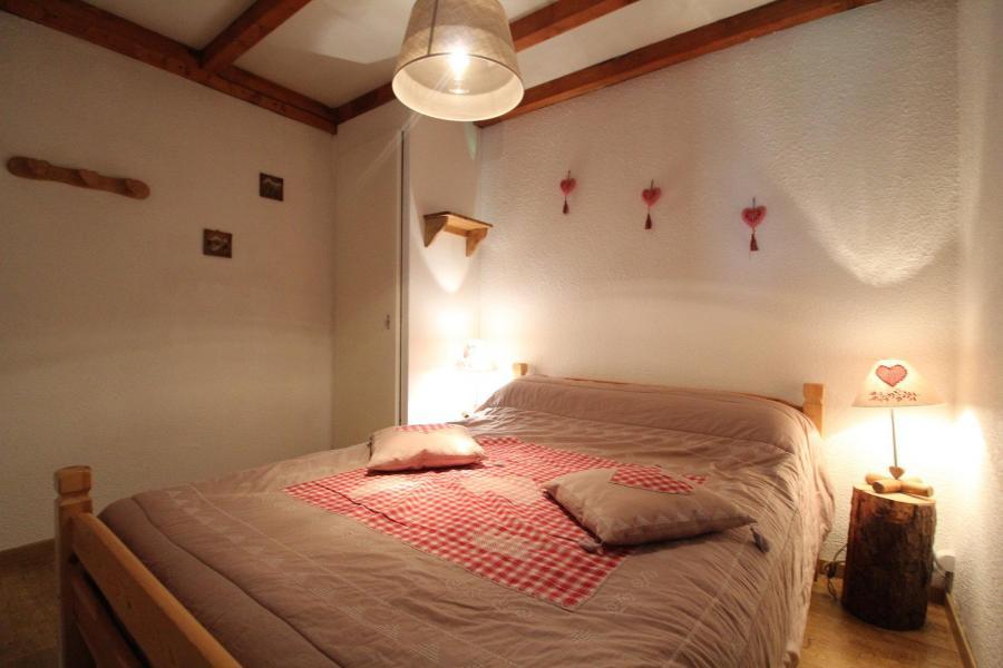 Urlaub in den Bergen Mezzanin-Studio für 4 Personen (072) - Résidence Aiglon - Val Cenis - Schlafzimmer