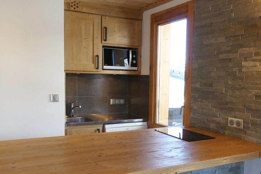 Vacances en montagne Appartement 2 pièces 4 personnes (004) - Résidence Aiguille du Fruit - Méribel-Mottaret