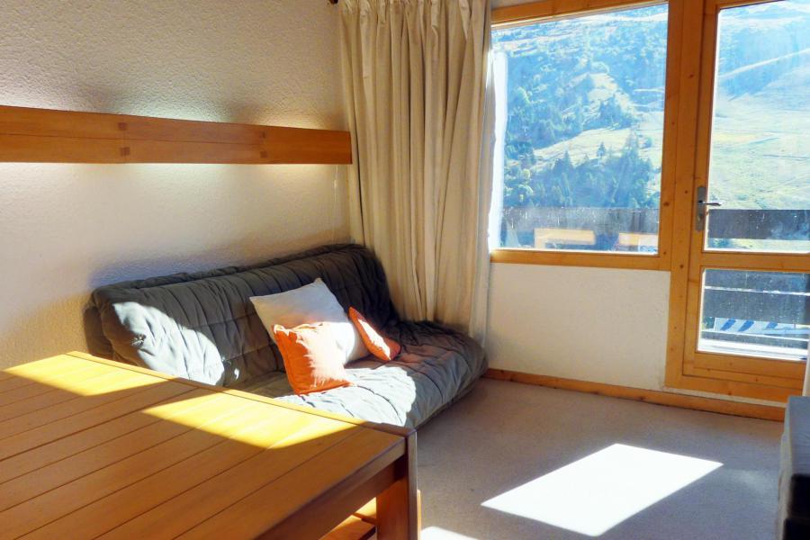 Vacances en montagne Appartement 2 pièces mezzanine 6 personnes (014) - Résidence Aiguille du Fruit - Méribel-Mottaret - Séjour