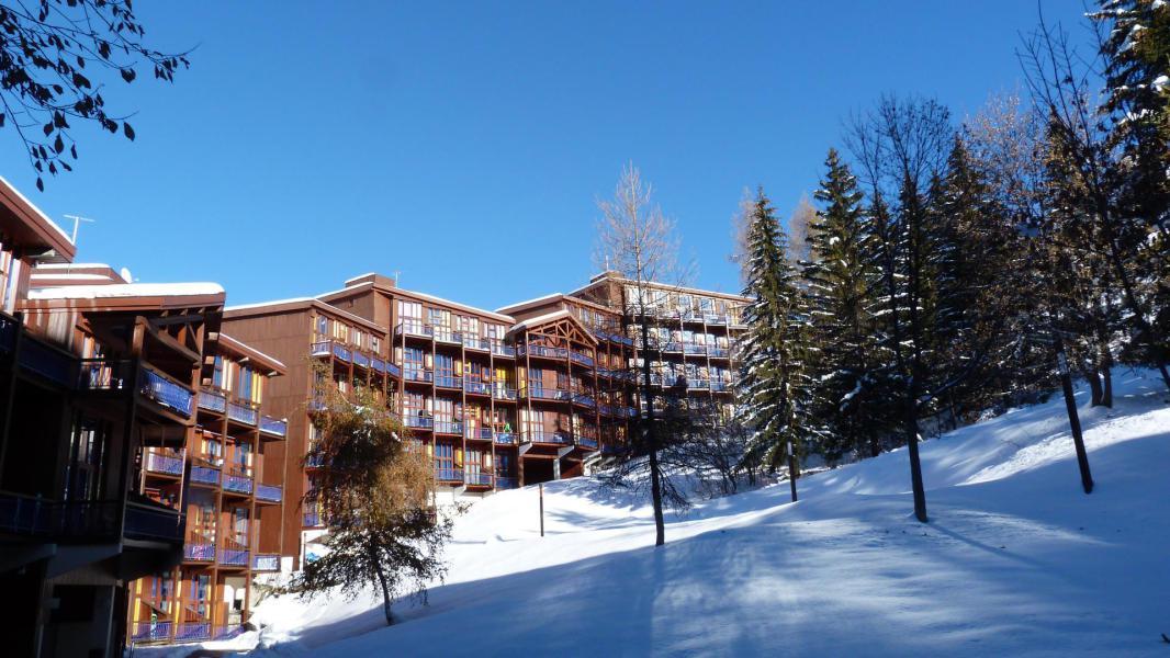Vacances en montagne Appartement 2 pièces mezzanine 5 personnes (AG1340) - Résidence Aiguille Grive Bat I - Les Arcs