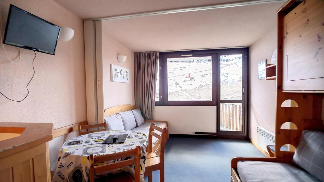 Holiday in mountain resort Divisible studio 4 people (E03) - Résidence Aime 2000 - l'Étoile - La Plagne