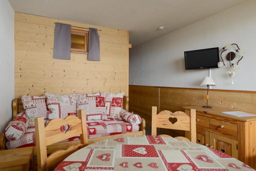 Holiday in mountain resort Studio 4 people (F16) - Résidence Aime 2000 - l'Étoile - La Plagne
