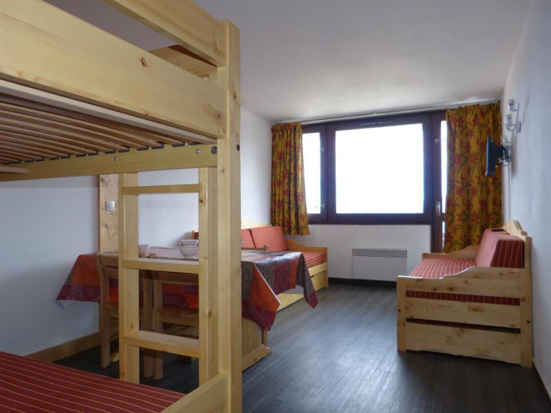Holiday in mountain resort Studio 4 people (D108) - Résidence Aime 2000 - l'Étoile - La Plagne