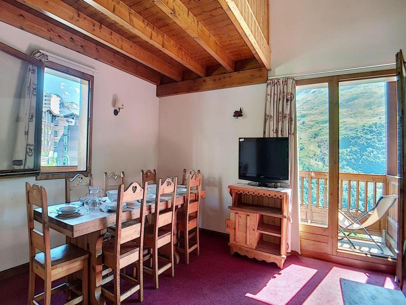 Holiday in mountain resort Studio 2 people (A2G18) - Résidence Aime 2000 - l'Étoile - La Plagne