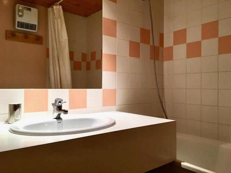 Holiday in mountain resort Divisible studio 4 people (A2F17) - Résidence Aime 2000 - l'Étoile - La Plagne - Bathroom