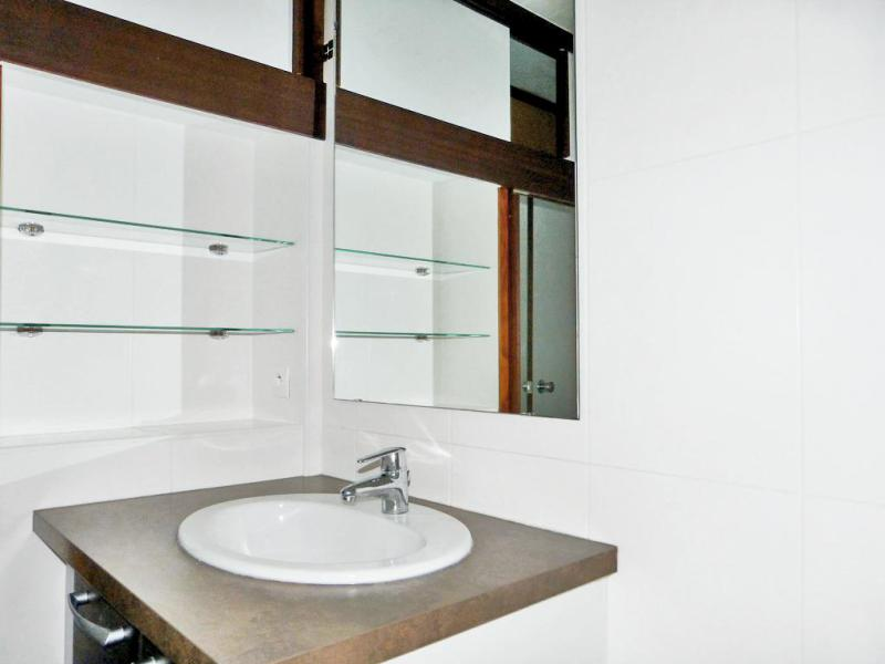 Holiday in mountain resort Studio 4 people (D107) - Résidence Aime 2000 - l'Étoile - La Plagne - Shower room