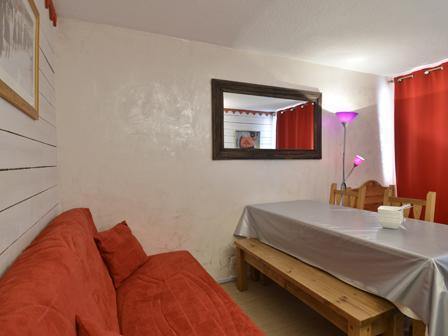 Holiday in mountain resort Studio 4 people (37) - Résidence Aime 2000 Paquebot des Neiges - La Plagne