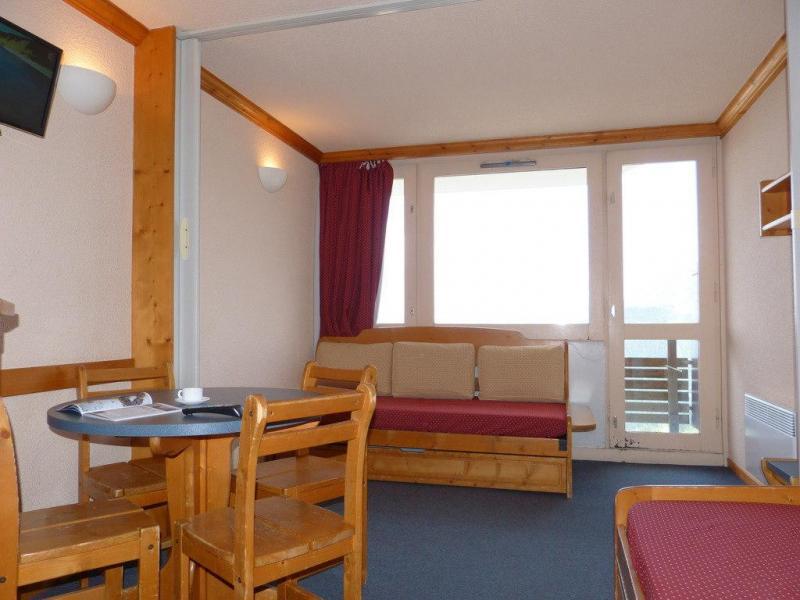 Holiday in mountain resort Studio 4 people (144) - Résidence Aime 2000 Paquebot des Neiges - La Plagne