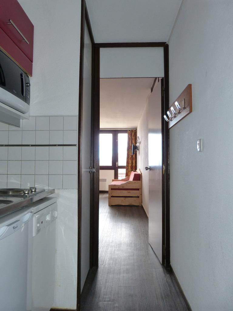 Holiday in mountain resort Studio 4 people (108) - Résidence Aime 2000 Paquebot des Neiges - La Plagne