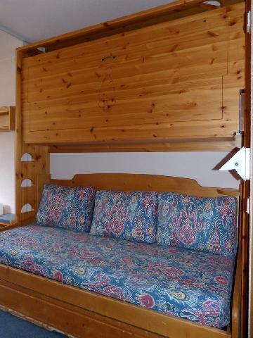 Holiday in mountain resort Studio 4 people (05) - Résidence Aime 2000 Paquebot des Neiges - La Plagne