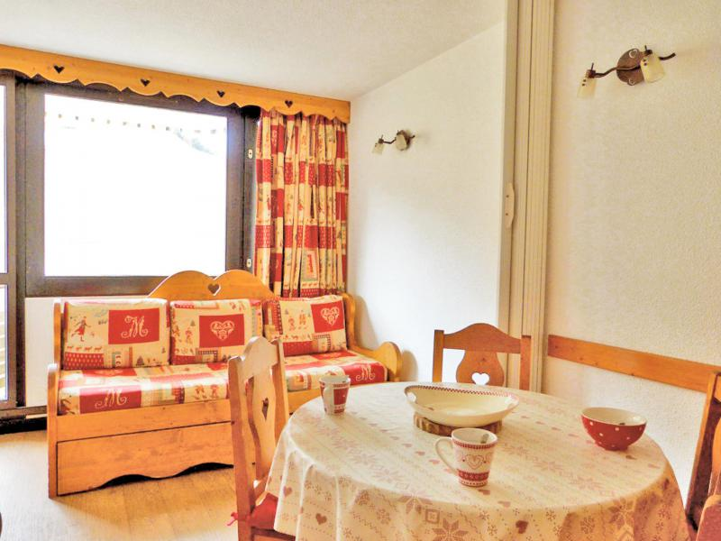 Holiday in mountain resort Studio 4 people (13) - Résidence Aime 2000 Paquebot des Neiges - La Plagne