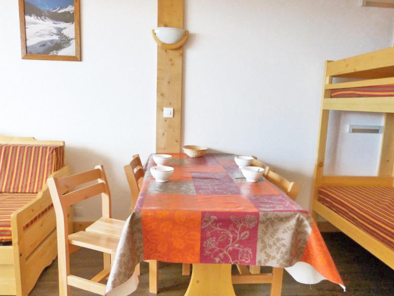 Holiday in mountain resort Studio 4 people (107) - Résidence Aime 2000 Paquebot des Neiges - La Plagne