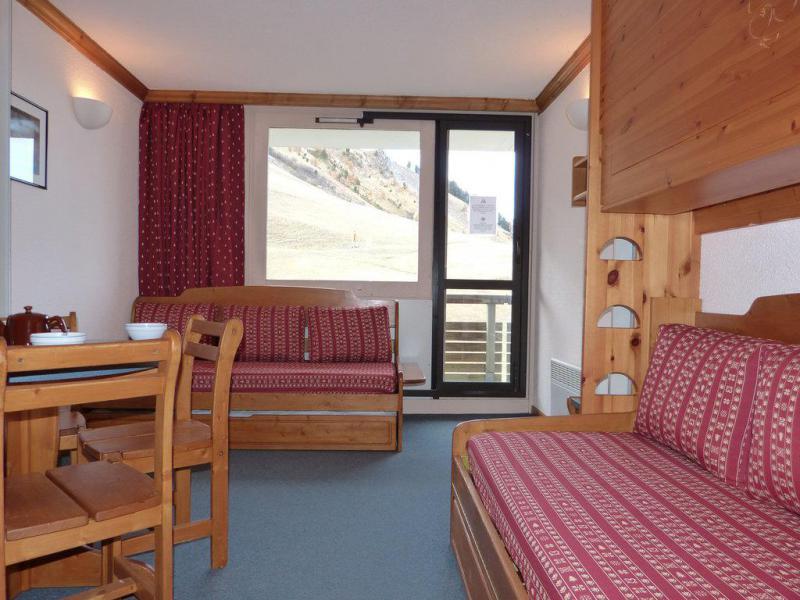 Holiday in mountain resort Studio 4 people (23) - Résidence Aime 2000 Paquebot des Neiges - La Plagne