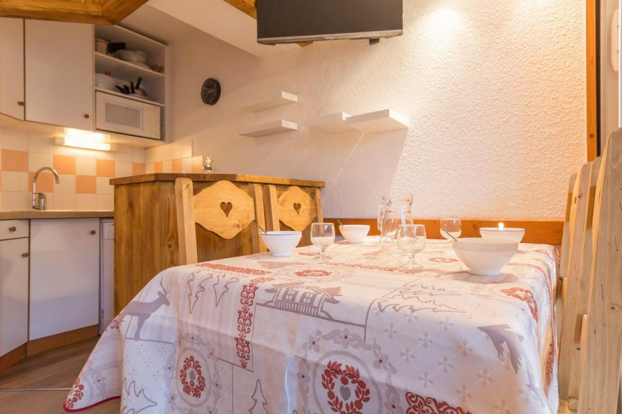 Holiday in mountain resort Studio 4 people (A2H40) - Résidence Aime 2000 Zénith - La Plagne